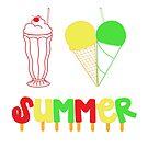 I Heart Summer by rhodyownsthis