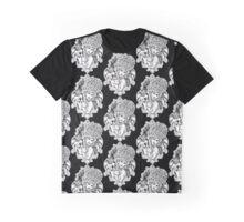 Marie Antoinette - Let Them Eat Cake Illustration Graphic T-Shirt