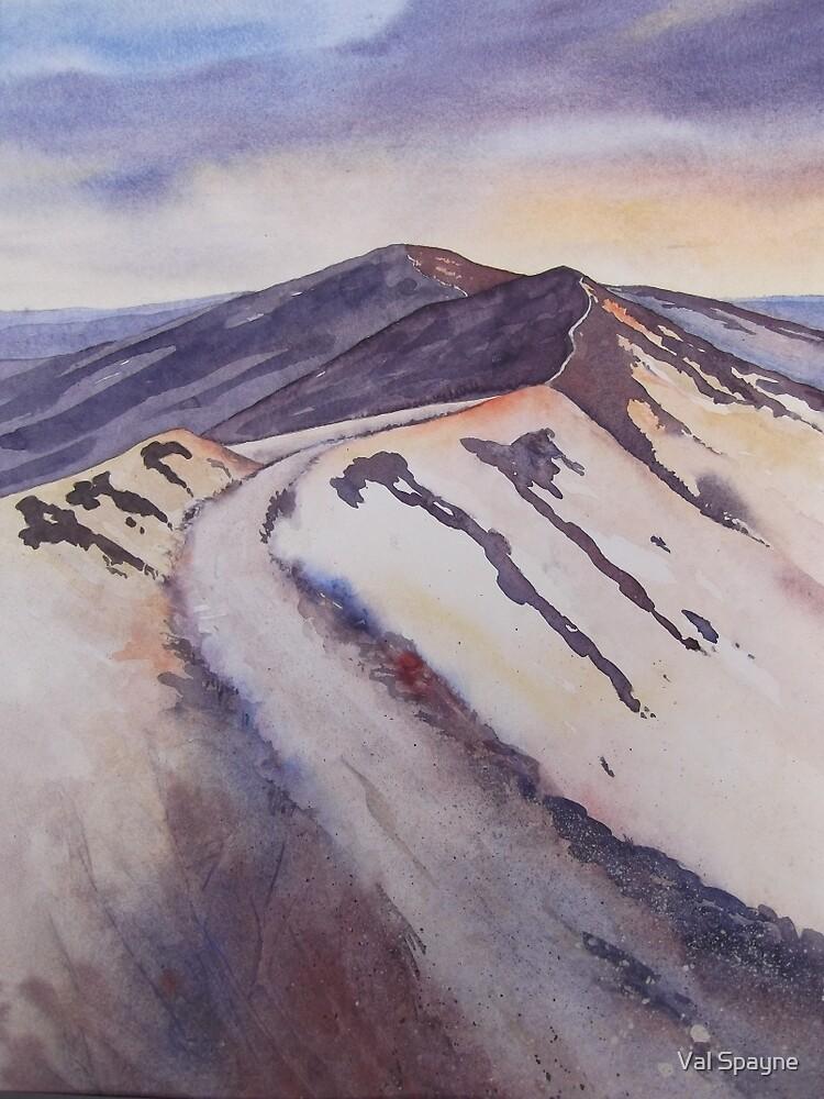 The Ridge by Val Spayne
