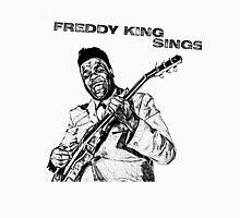 Freddie King in Pencil Unisex T-Shirt