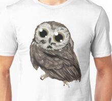 Owly_grey Unisex T-Shirt
