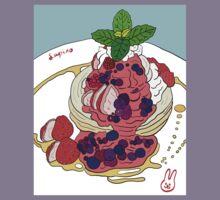 Berry Pancakes Kids Tee