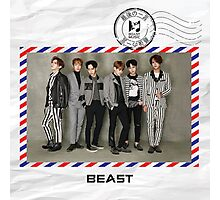 Beast Mail Photographic Print