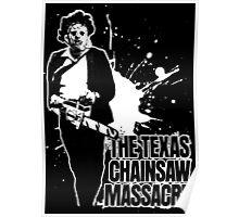 The Texas Chainsaw Massacre (Transparent) Poster
