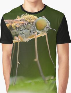 Snipe fly close up Graphic T-Shirt