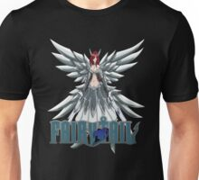Magic Girl of Faiy Tail Anime - Erza Unisex T-Shirt