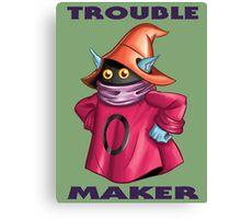 "He-Man Orko ""Trouble Maker"" Canvas Print"