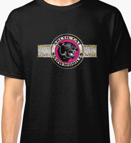Arctic Cat Vintage Snowmobiles Classic T-Shirt
