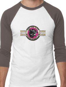 Arctic Cat Vintage Snowmobiles Men's Baseball ¾ T-Shirt