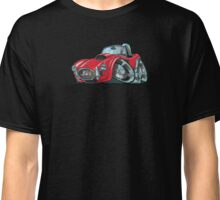 AC Shelby Cobra Red Caricature  Classic T-Shirt