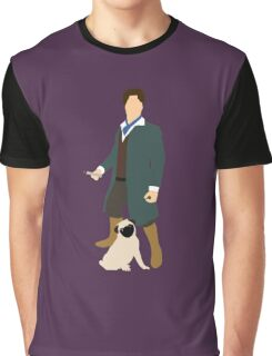 The Genuine Adventures of the Real Paul McGann Graphic T-Shirt