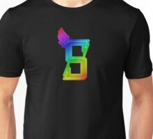 MLP - Cutie Mark Rainbow Special – Crystal Prep Shadowbolts V3 Unisex T-Shirt