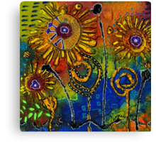 Nature Sings Canvas Print