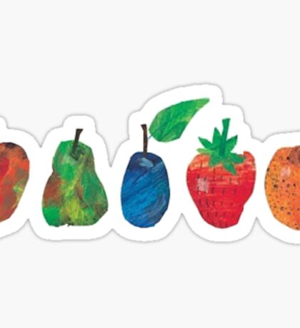 The Hungry Caterpillar  Sticker