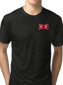 Red Ribbon Army (Dragon Ball) Tri-blend T-Shirt