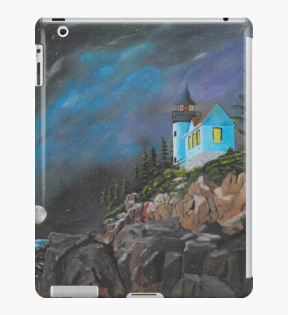 Bass Harbour iPad Case/Skin