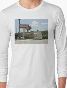Original In-n-out Location Long Sleeve T-Shirt