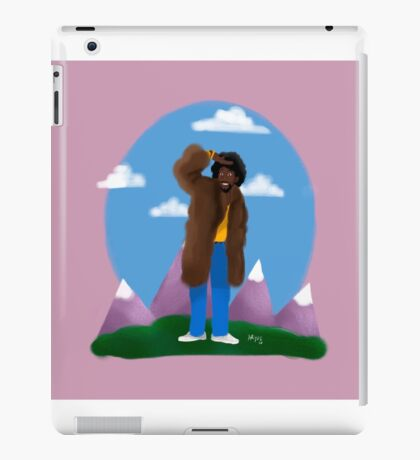Playa from tha Himalaya iPad Case/Skin