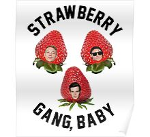 Strawberry Gang: Squad Poster