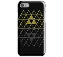 A Link Between Triforces iPhone Case/Skin