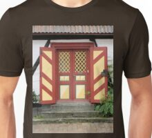 Old-Fashioned Door Unisex T-Shirt