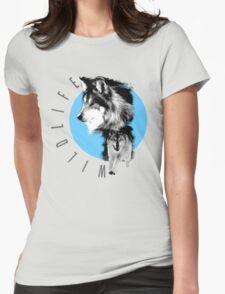 Animal Kingdom Womens Fitted T-Shirt