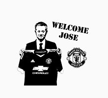 Jose Mourinho - Welcome to Manchester United Unisex T-Shirt