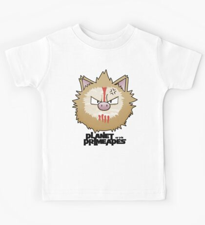 Planet of the Primeapes Kids Tee