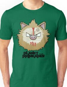 Planet of the Primeapes Unisex T-Shirt