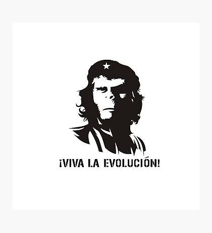 Viva La Revolucion Photographic Print