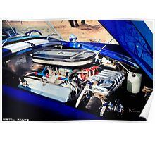 Cobra engine Poster