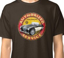 Austin Healey 100 Authorized service sign Classic T-Shirt