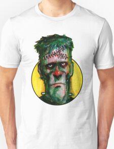 Frankensteins Monster is tired Unisex T-Shirt
