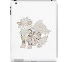 Ornate Arcanine iPad Case/Skin
