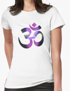 OM_GAIA_6 Womens Fitted T-Shirt