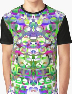 mirrored Graphic T-Shirt