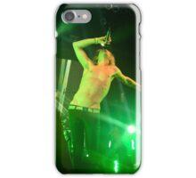 Josh Ramsay Green iPhone Case/Skin