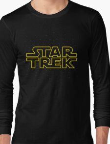 Star Trek Long Sleeve T-Shirt
