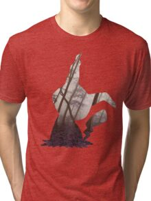 Mimikyu used mimic Tri-blend T-Shirt
