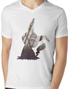 Mimikyu used mimic Mens V-Neck T-Shirt