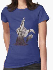 Mimikyu used mimic Womens Fitted T-Shirt