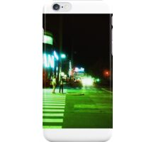 Night time, my time iPhone Case/Skin