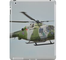 Army Air Corp Lynx AH7 iPad Case/Skin