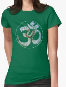 OM_GAIA_7 Womens Fitted T-Shirt