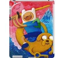 Adventure Time Finn & Jake iPad Case/Skin