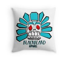 Tiki Chief Alternate  Throw Pillow