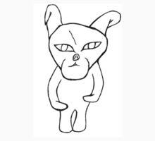 Tough Teddy by Queenanne5th