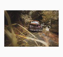 Abandoned 1948 Cadillac Limo One Piece - Short Sleeve