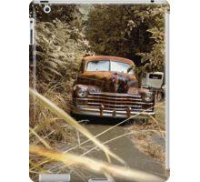 Abandoned 1948 Cadillac Limo iPad Case/Skin
