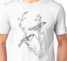 Look at Her Fly.  Color Project.   Unisex T-Shirt